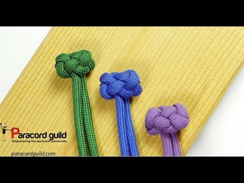 Small toggle knot