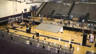 Stage Trailer - Setup