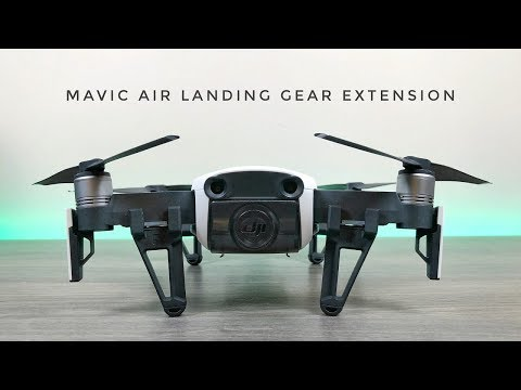 PolarPro DJI Mavic Air Leg Extensions / Landing Gear
