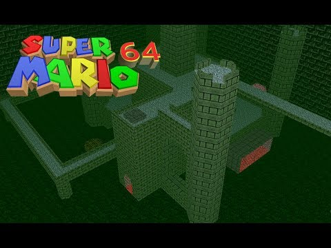 Super Mario 64 Hack: Custom Level (Toxic Tower Remastered) Preview