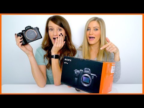 Unboxing The Sony a7R III