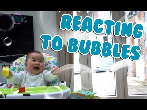 Reacting To Bubbles