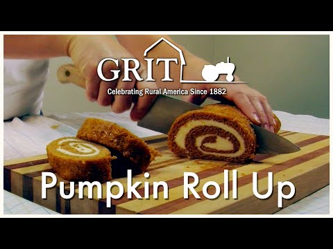 Pumpkin Roll Up Recipe