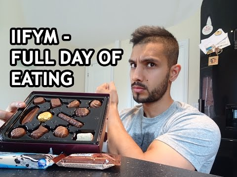 IIFYM | Full Day of Eating | 3000 Calories | Ep.6 Injured