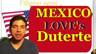Mexico reacts to President Duterte