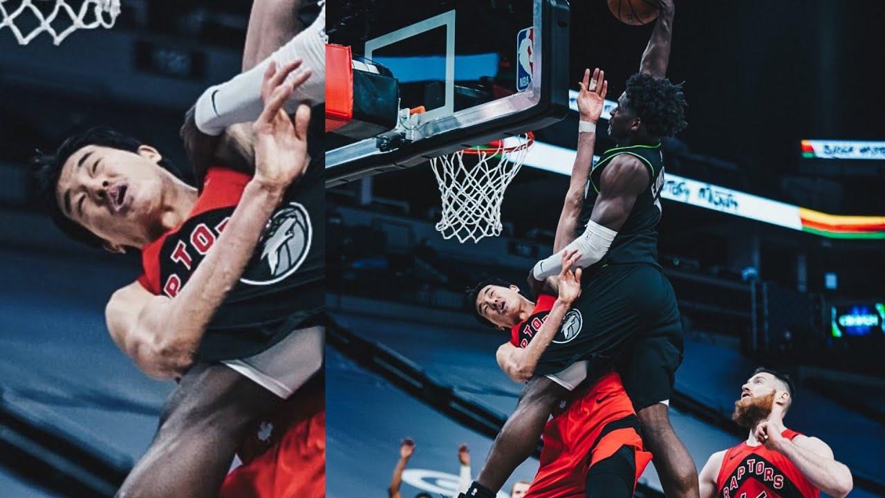 Anthony Edwards Dunk of the Year? 2020-21 NBA Season
