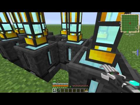 Minecraft Clear Glass Factory