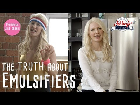 Are EMULSIFIERS Safe?! | Weight Gain, Chronic Disease & Gut Health
