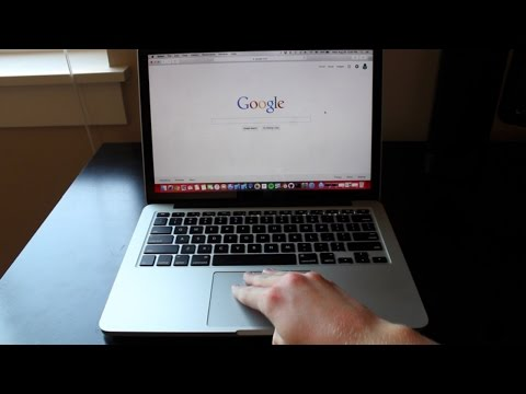 Macbook Pro Trackpad Tricks!
