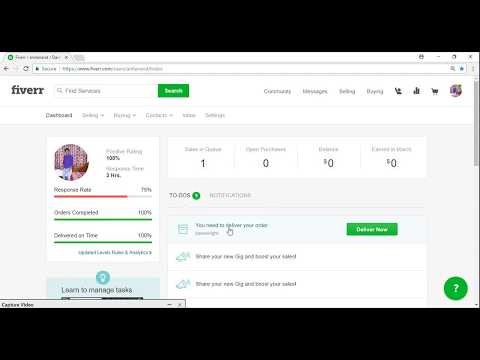 How to Cancel Order on Fiverr or Request Buyer for More Time