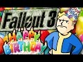 Fallout 3 WORST BIRTHDAY PARTY EVER Fallout 3 W Mods Cheats
