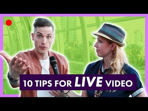 How to Live Stream on YouTube (Tips from Sean Cannell & Shonduras)