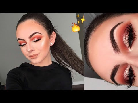 MORPHE X JACLYN HILL PALETTE | Tutorial + Review!