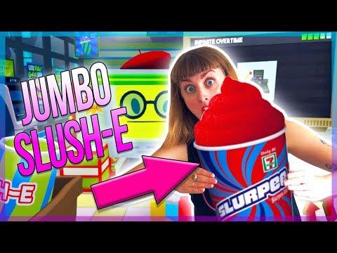 World's Biggest Jumbo Slushy? Job Simulator VR