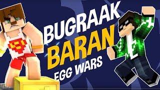 BuğraaK'ın Taktiği! MİNECRAFT EGG WARS BKT