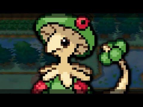 How & Where to catch/get - Breloom w/Technician (Hidden Grotto) in Pokemon Black 2 & White 2