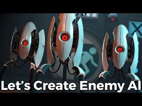 Let's Create Beginner AI - Basic Enemies In Blueprints [Unreal Engine 4 Tutorial]