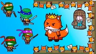 Смотреть игру отряд котят