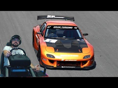 Батл японских ЛЕГЕНД в чемпионате тюнингованных тачек в Gran Turismo 5!!!