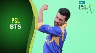 Making of HBL Pakistan Super League 2017 TVC
