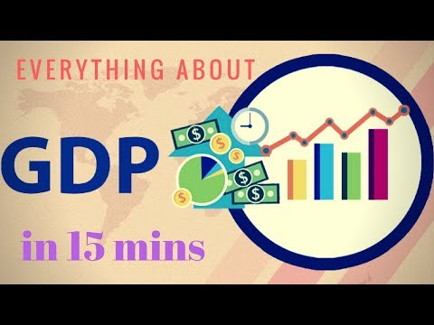 2-1 Everything about GDP- in 15 minutes