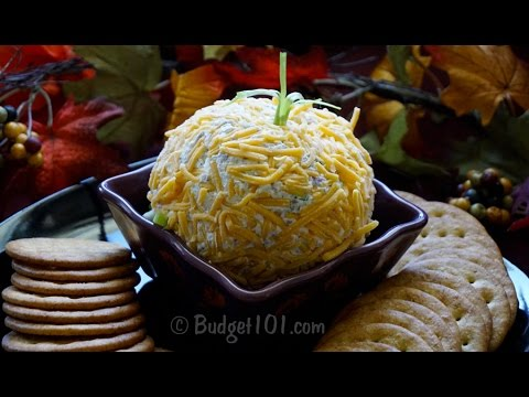 Simple Beef Cheeseball Appetizer Recipe