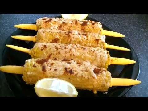 MEXICAN CORN ON THE COB *COOK WITH FAIZA*