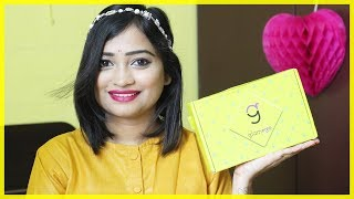 No.1 Ranked Subscription Box in India\ September 2017 Glamego - Indian Mom On Duty