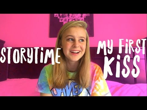 STORYTIME | MY FIRST KISS