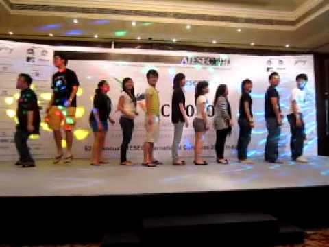 AIESEC IC 2010 Hong Kong Roll Call