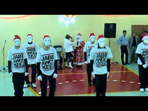 Almaty City DAnce Crew[ACDC] tribute to jabbawockeez