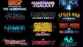Download Marvel Phase 4 Movies & Future Of The MCU After Avengers Endgame Video