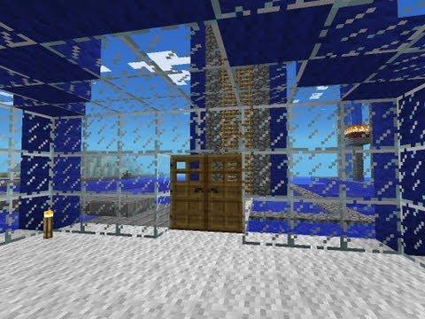 Omnifrost Map Update- Achievement City In Minecraft PE 1.3!