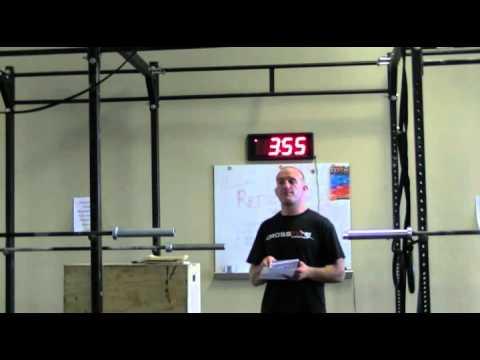 CrossFit Katana Vlog ep. 2: WodBooks our custom designed blueprint for Elite Fitness