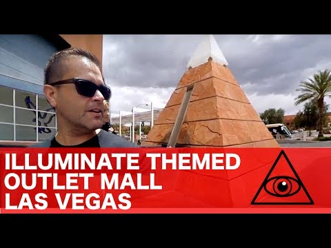 Illuminate Themed Shopping Mall in Las Vegas