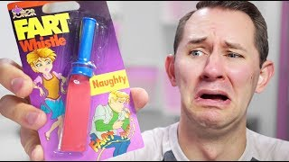 Fart Whistle?! | 10 Ridiculous Amazon Products