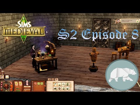 The Sims Medieval - Season 2 - Episode 8 - The Fisherman's Challenge - Part 2