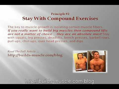 Seriously Want To Build Big Muscles And Get Peoples Attenti
