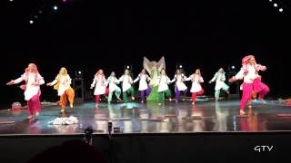 Shan E Punjab Udari @ Bhangra Idols 2014: The Battle