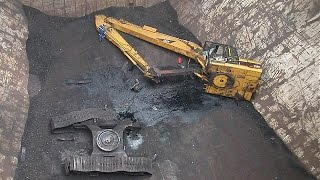 CONSTRUCTION FAIL COMPILATION 2015 heavy equipment accidents best crashes disasters destroyed