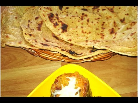 Paratha 5 Ways Recipe / Different Types Plain Layer Paratha For Lunch Box By Teju's KiTcHeN