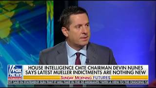 Devin Nunes: Mueller KNOWS Russia Also Targeted Republicans; Makes Indictments Look