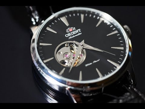 Orient Esteem Watch Review and Fullmosa Strap Swap