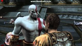 God of War 2, Walkthrough 02, Colossus, PCSX2 PAL(Europe) 50
