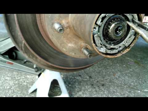 Ball joint replacement for 1990 Ford Bronco part 1