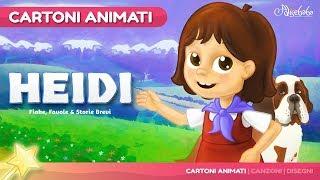 Heidi storie per bambini | cartoni animati Italiano | Storie della buonanotte