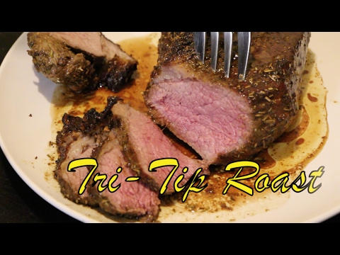 How to make a Tri-Tip Roast