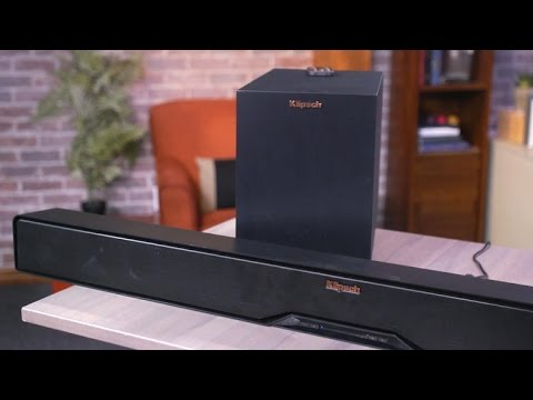 Klipsch R-4B: decent if not remarkable soundbar