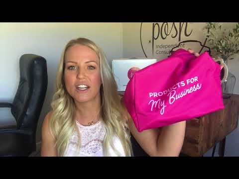June 2018 $99 Starter Kit from Perfectly Posh