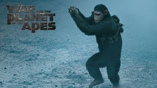 "War for the Planet of the Apes | ""Fight"" TV Commercial 